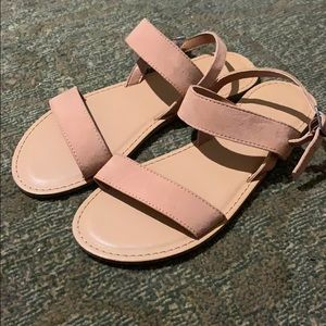 Forever 21 Strapped sandals